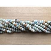 amazonit perler matte