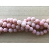 pink opal 10mm rund