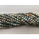 3mm perler af polar jaspis