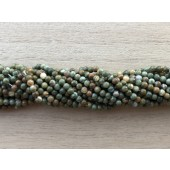 2mm perler af polar jaspis