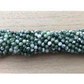 3mm grønne perler
