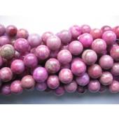 12mm rubin jaspis perler