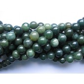 mos agat 12mm runde perler
