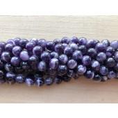 sage ametyst 10mm perler