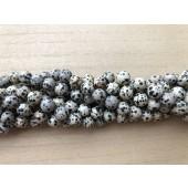 10mm dalmatiner perler