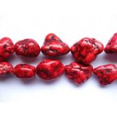Rød magnesit, store nuggets-20