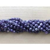 8mm sage ametyst perler