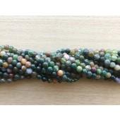 6mm fancy jaspis perler