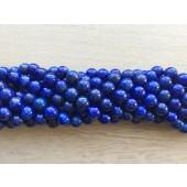 10mm lapis lazuli perler