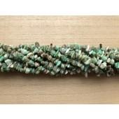 grønne chips perler