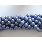 Shell pearl, lavendel 10mm-20