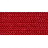 rød silkesnor