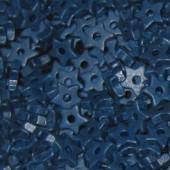 9mm keramikstjerne, marineblå-20