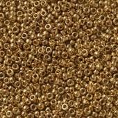 miyuki perler lys guld