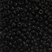 Miyuki Rocailles 8/0 black