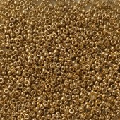 24kt guld seed beads