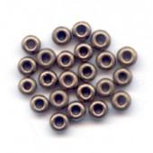 miyuki seed beads metallic bronze