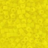 miyuki delicas matte opaque yellow