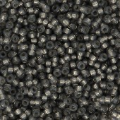 Rustic gray miyuki rocailles