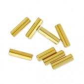 guld rør perler miyuki