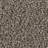 miyuki delicas mat pewter