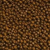 miyuki seed beads cognac