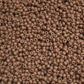 miyuki beige seed beads 8/0