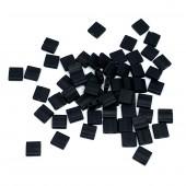 miyuki tila opaque matte black