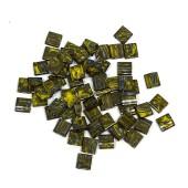 Miyuki Tila perler, Opaque Picasso Dark Yellow