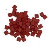 Miyuki Tila perler Metallic Matte Brick Red