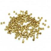 miyuki delicas hex cut gold