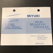 perlenåle til miyuki perler