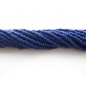 Preciosa seed beads #11 kobolt blå, 50cm streng-20