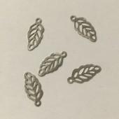 stål vedhæng blad
