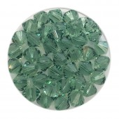 6mm swarovski bicones erinite