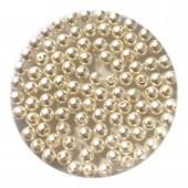 3mm hvid swarovski pearl