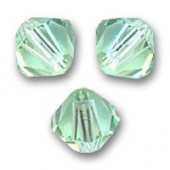 Swarovski bicone 6mm chrysolite