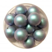 10mm swarovski pearls iridescent light blue
