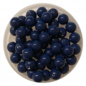 6mm Swarovski pearls Dark Lapis