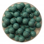 6mm Swarovski pearls Jade