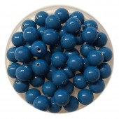 6mm Swarovski pearls Lapis blå
