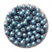 4mm swarovski pearls iridescent light blue