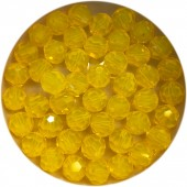8mm facetslebet rund Swarovski crystal