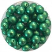 4mm grønne swarovski perler