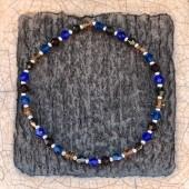 Swarovski armbånd blå