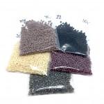 miyuki perler blandede farver
