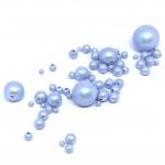 Swarovski pearls dreamy blue