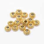 guld pynte perler