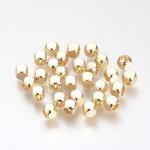 guld terninge perle