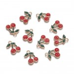 kirsebær vedhæng